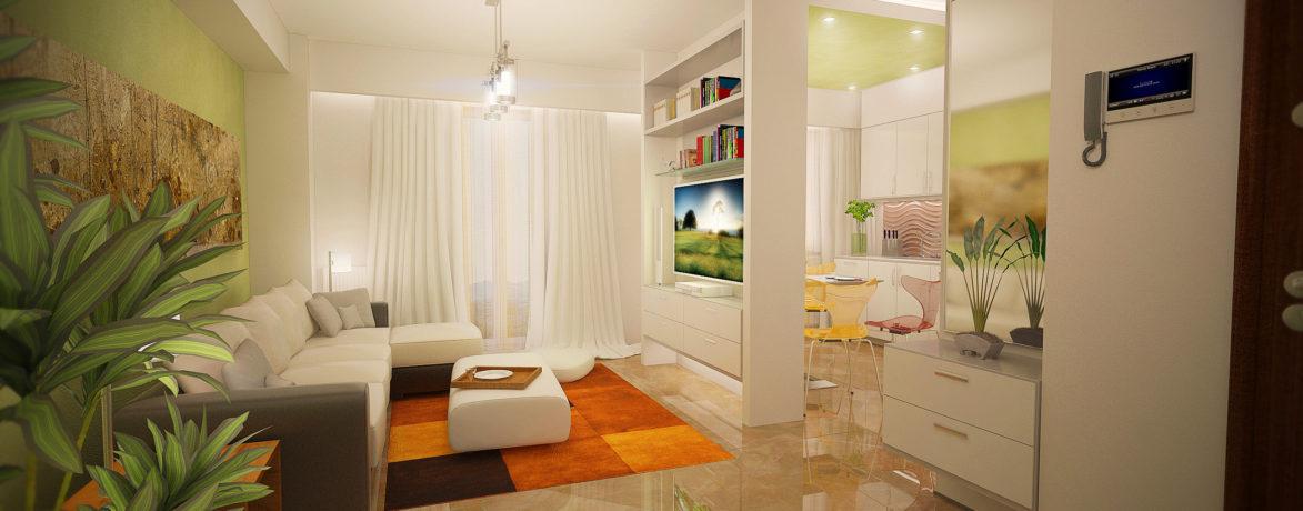 Repro Invest - Biasini Residence - Living 4
