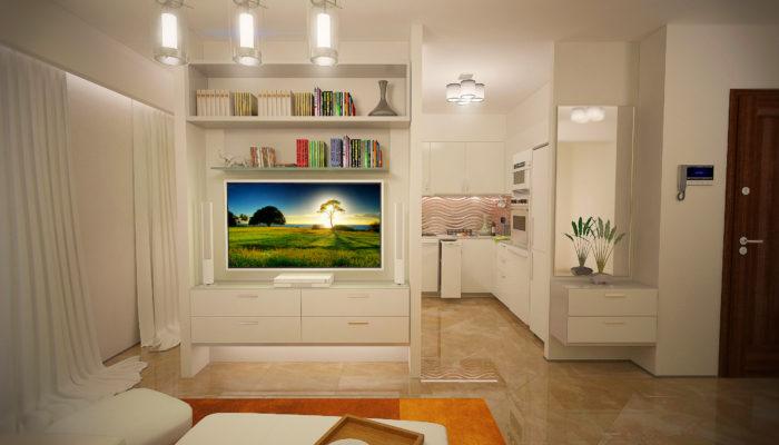 Repro Invest - Biasini Residence - Living 3