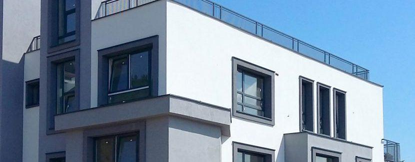 Repro Invest - Complex Rezidențial Grigorescu Vest Donath - Fațadă 1