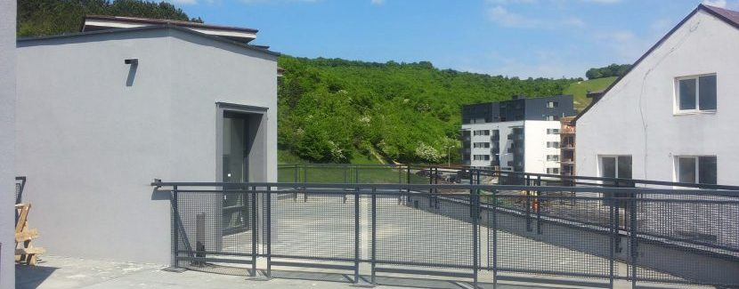 Repro Invest - Complex Rezidențial Grigorescu Vest Donath - Terasă 1