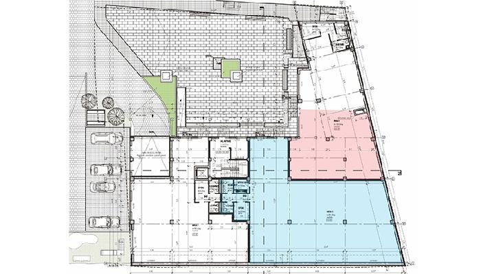 Repro Invest - Biasini - Plan clădire 2