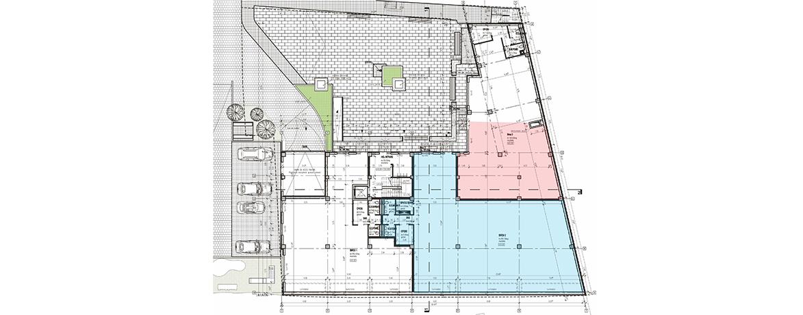 Repro Invest - Biasini - Plan clădire